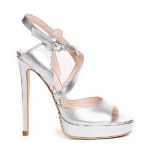 Sandale Berna Silver1