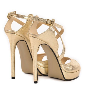 Sandale Berna Gold2