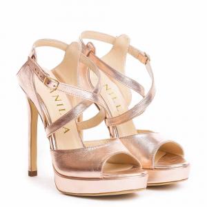 Sandale Berna Sampanie0