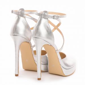 Sandale Fabiana Mistic Silver2