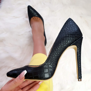 Stiletto Corina Croco6