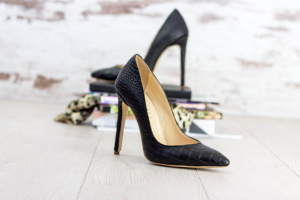 Stiletto Corina Croco5