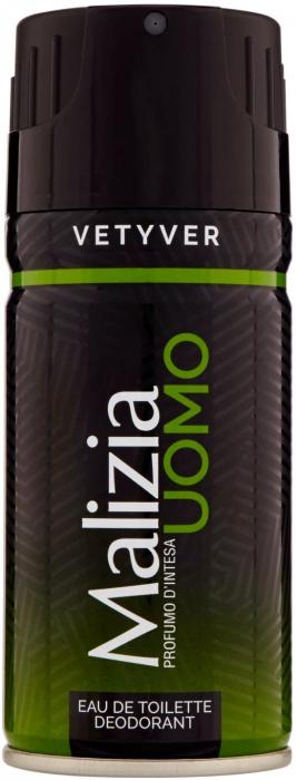 Malizia Uomo Vetyver Deodorant [0]