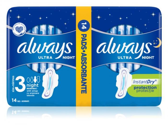 ABSORBANTE ALWAYS ULTRA NIGHT [0]