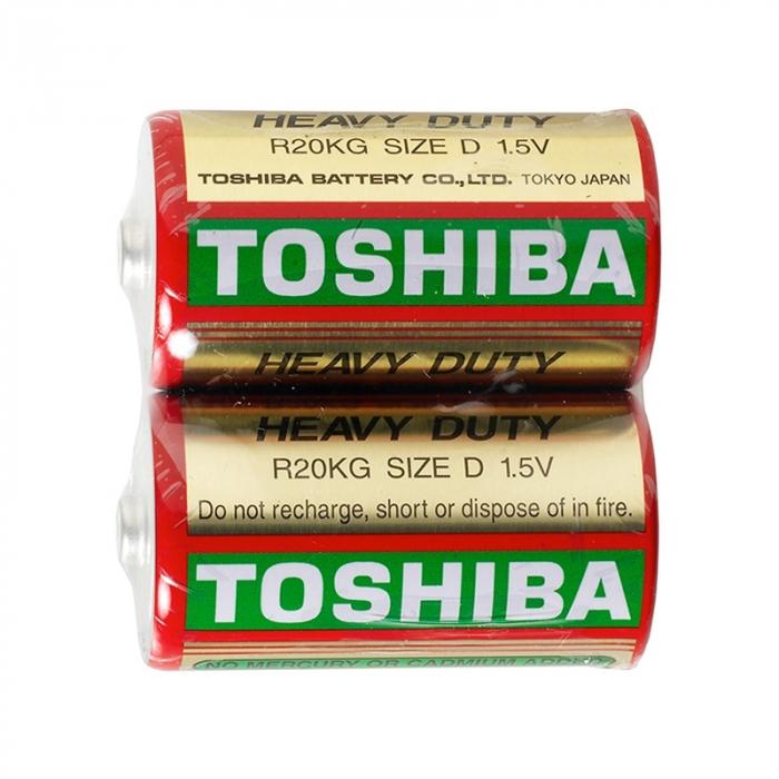 BATERII TOSHIBA R20 [0]