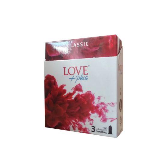 LOVE +PLUS  PREZERVATIVE SET 3 BUCATI [0]