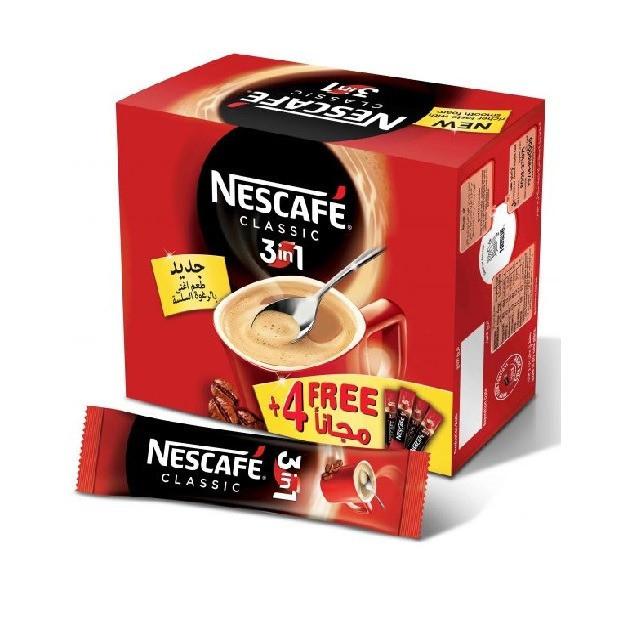 Nescafé  3in1,24buc/cutie [0]