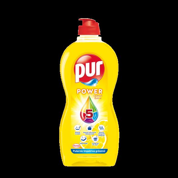 Detergent vase, 450ml, Lemon PUR [0]