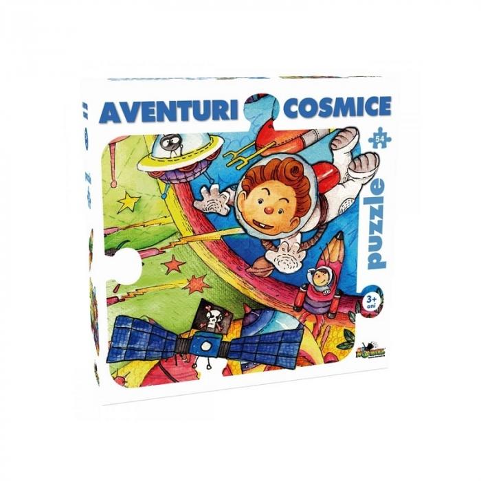 PUZZLE 54PIESE AVENTURI COSMICE [0]