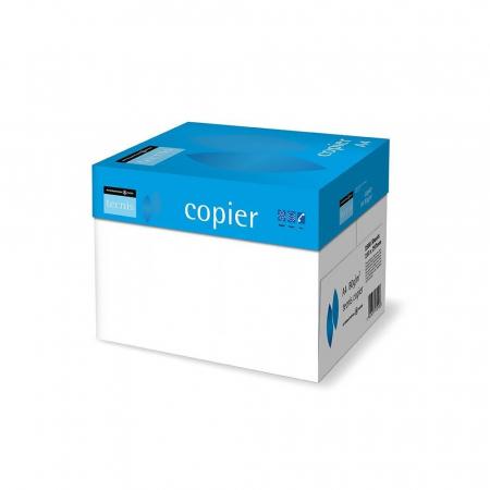 Hartie Copiator A4, 80g/Mp, 500 Coli/Top, Tecnis [1]