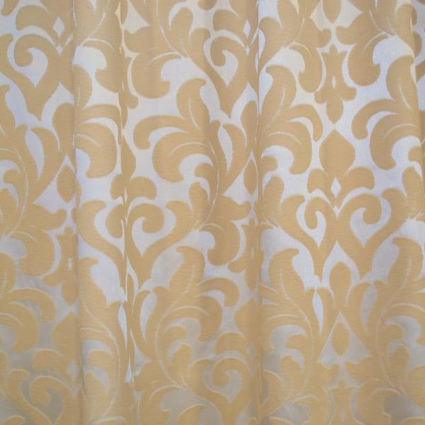 Set draperii Sama bej, 2x135x245 cm 2