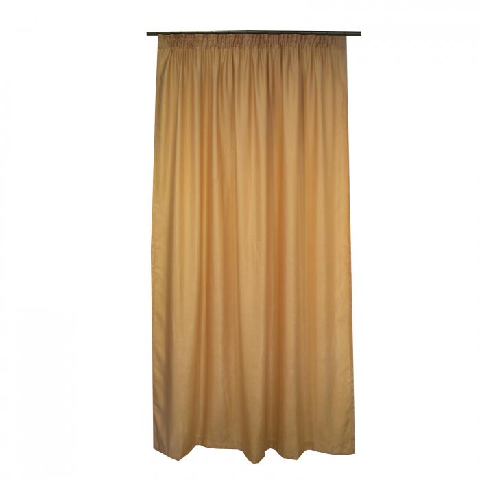 Draperie Velaria soft auriu, 185x250 cm [0]