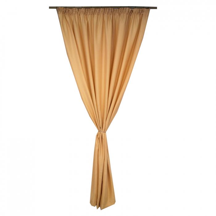 Draperie Velaria soft auriu, 185x250 cm [1]