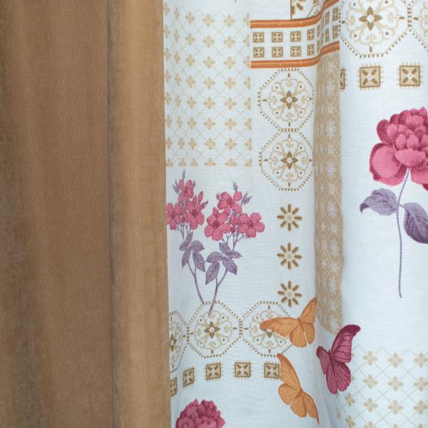 Set draperii Velaria fori grena, 2x135x260 cm 2