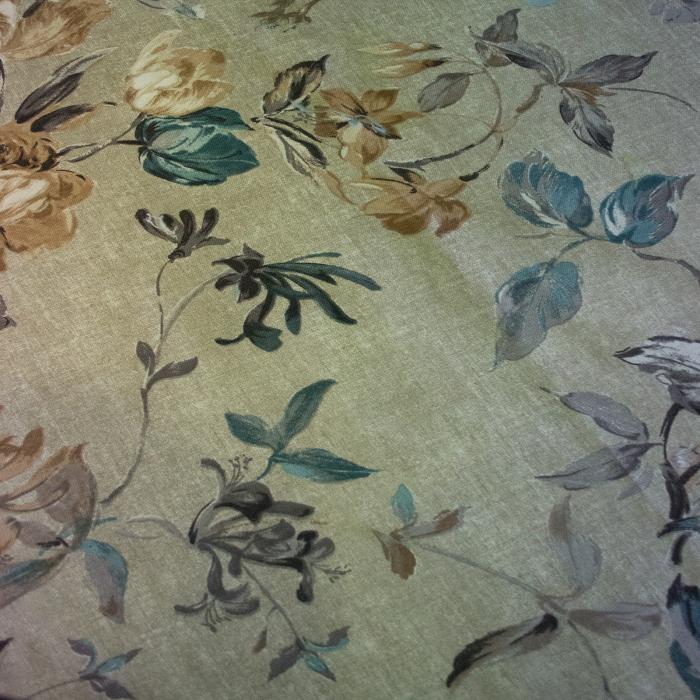 Napron Velaria cu flori 143 x 110 cm 2