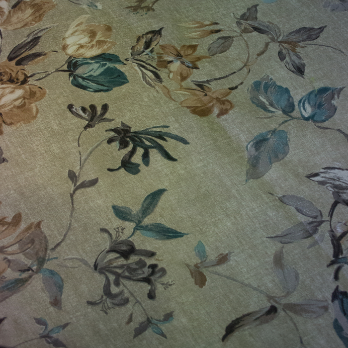 Napron Velaria cu flori 143 x 110 cm 3