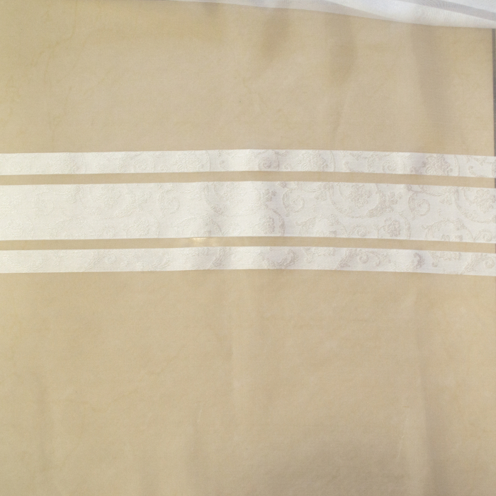 Perdea Velaria voal Elizabeth alb, 380x260 cm 2