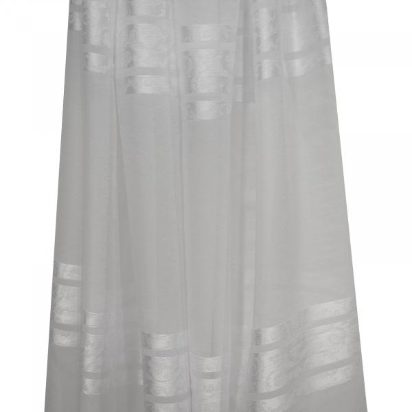 Perdea Velaria voal Elizabeth alb, 380x260 cm 3