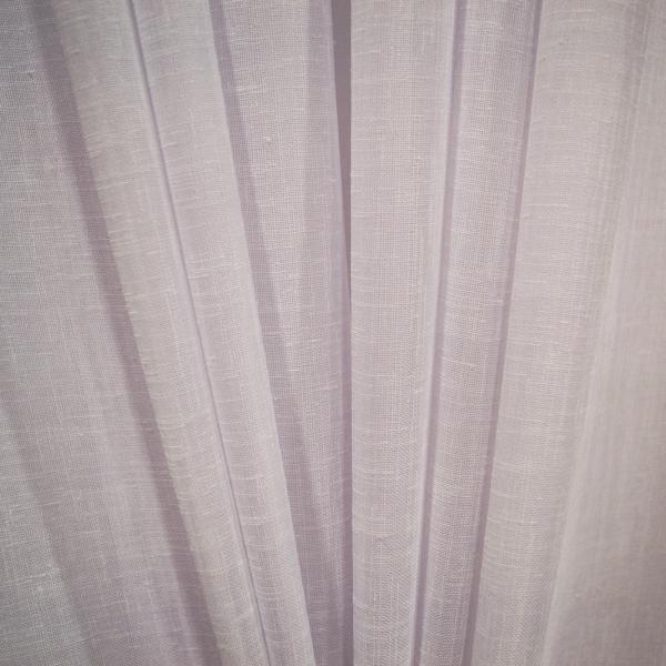 Perdea Velaria in simplu alb 1