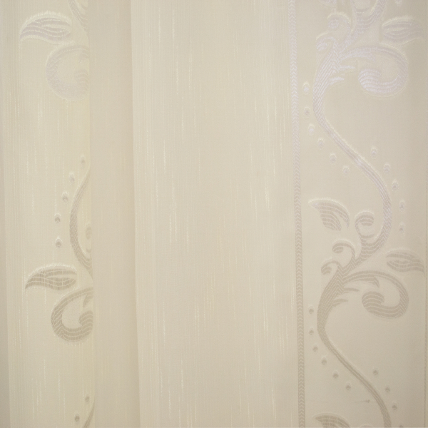 Perdea supersable sirag ivory 1
