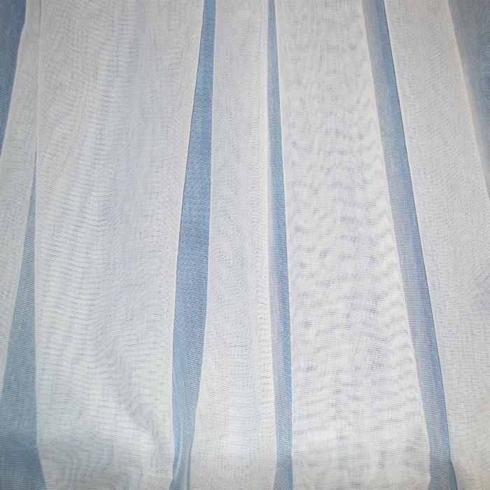 Perdea Velaria alba transparenta, 590x255 cm 2
