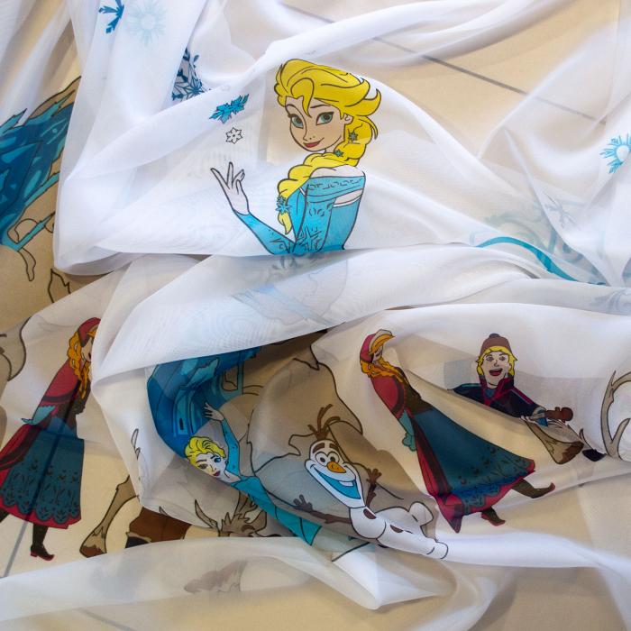 Perdea Velaria frozen, Elsa si Anna [1]