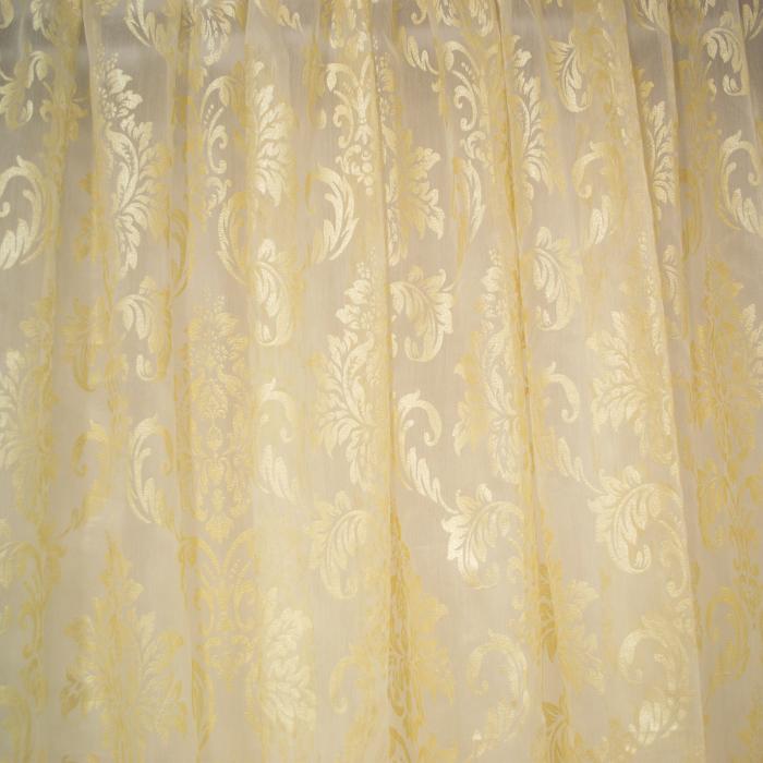 Perdea Velaria baroc pictat, 385x160 cm 1