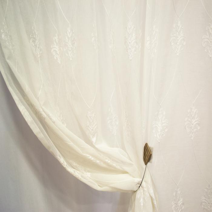 Perdea Velaria in baroc unt, 240x245 cm 3