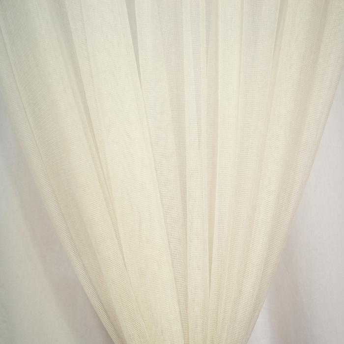 Perdea Velaria in rar cu bordura bej, 290x255 cm 3