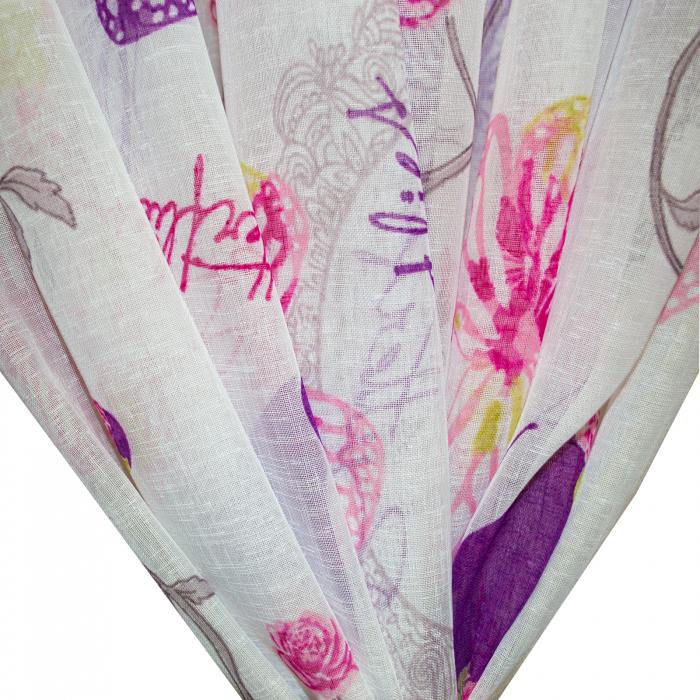 Perdea Velaria in cu fluturi multicolori, diverse dimensiuni [3]