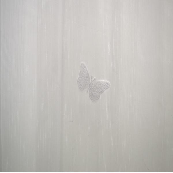Perdele Velaria sable fluturi albi, 500x245 cm [2]