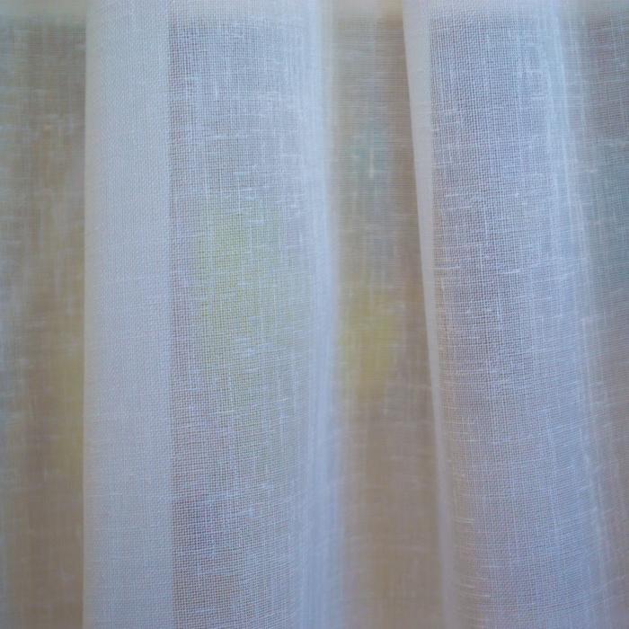 Perdea Velaria de in ivoire, 490x210 cm 1