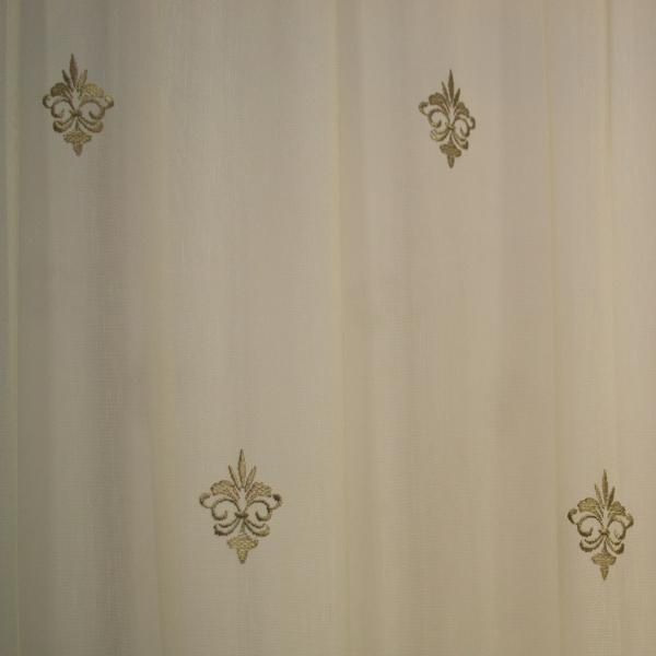 Perdea Velaria tul baroc, 210x165 cm 1