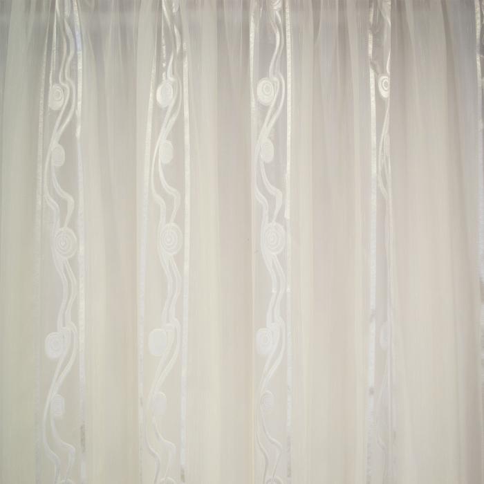 Perdea Velaria sable cerc unt, 340x245 cm 1