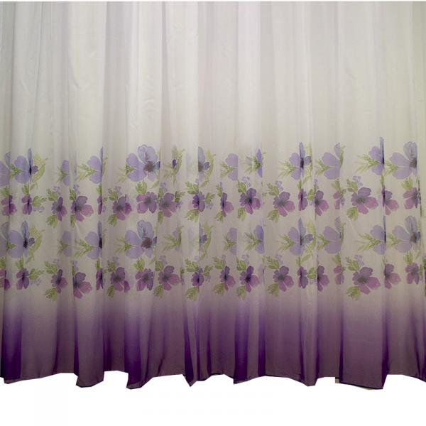 Perdea Velaria cu flori de campie 460x245 cm 2