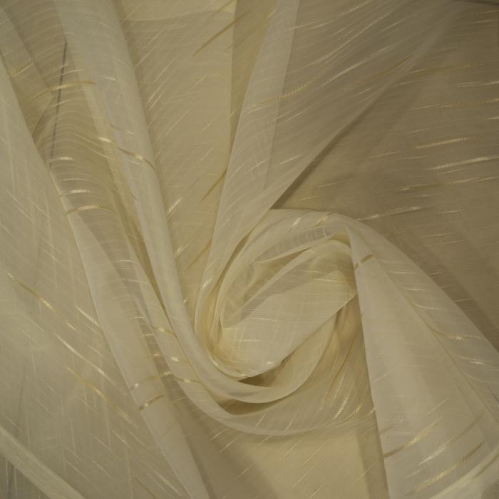 Perdea Velaria sable cu dungi, 90x245 cm 1