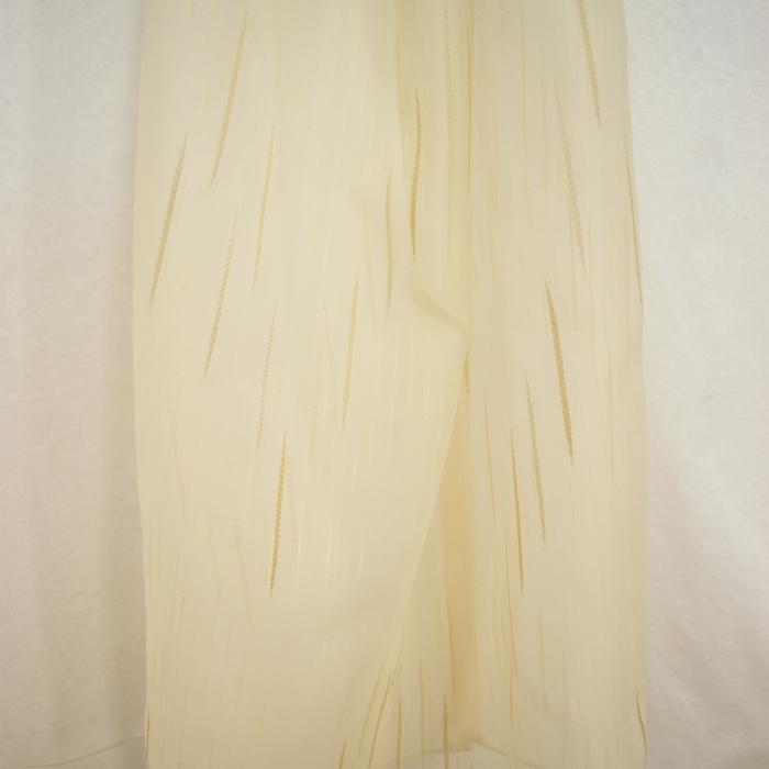 Perdea Velaria sable cu dungi, 90x245 cm 2