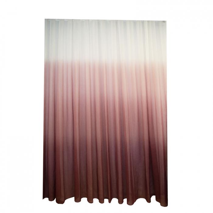 Perdele Velaria in degrade roz [0]
