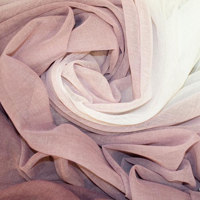 Perdele Velaria in degrade roz [2]