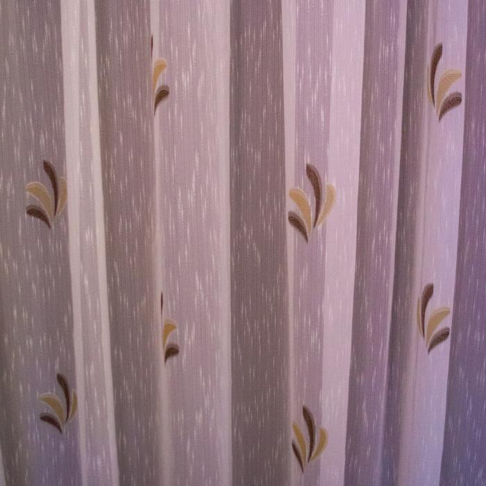 Perdele Velaria In patru petale 150x260 cm 0
