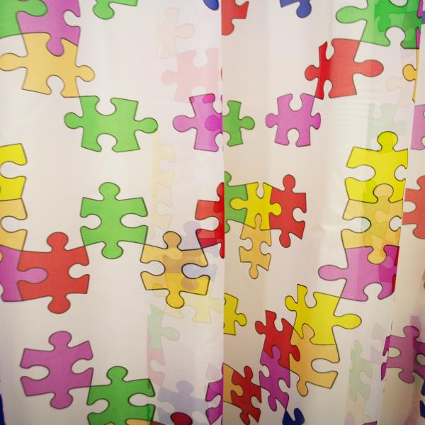 Perdele Velaria voal puzzle 300x245 cm 1
