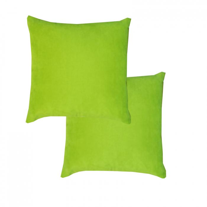 Set 2 perne Velaria verde deschis, 40/40 cm 0