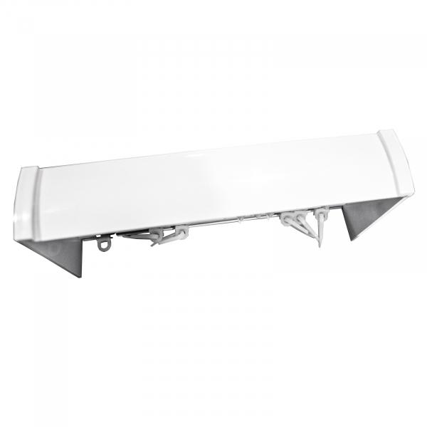 Sina aluminiu lux culoare alb 2