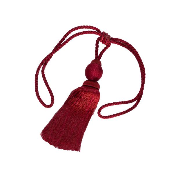 Set 2 canafi textili Larissa, 77 cm - mov 2