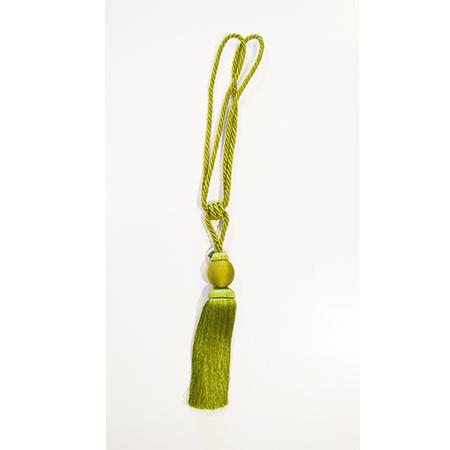 Set 2 canafi textili Larissa, 77 cm - verde 10