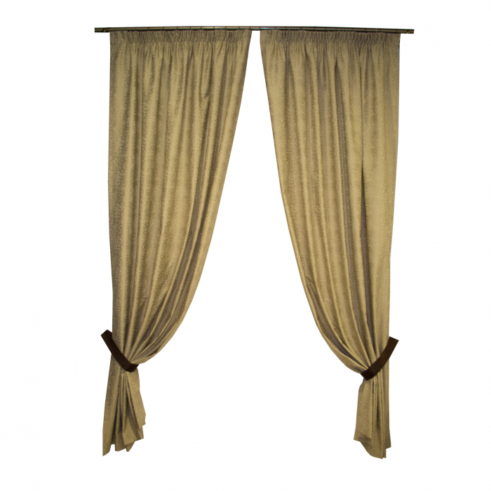 Set 2 draperii Velaria Marci beige 0