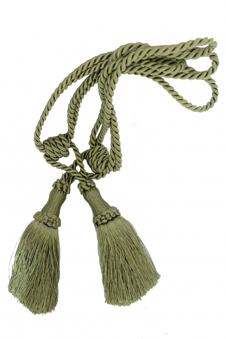 Set canafi din material textil Velaria, verde [0]