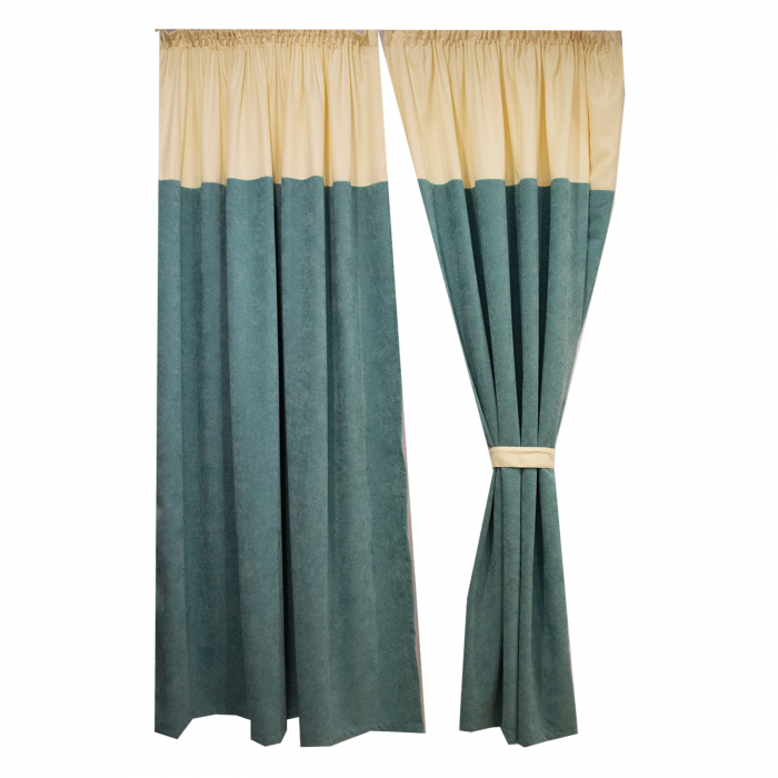 Set draperii Velaria, 2*160x230 cm [1]
