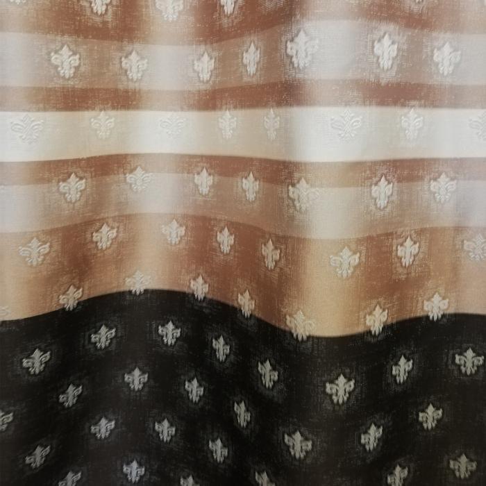 Set draperie Velaria Tafta 2 culori 140X260X2 2