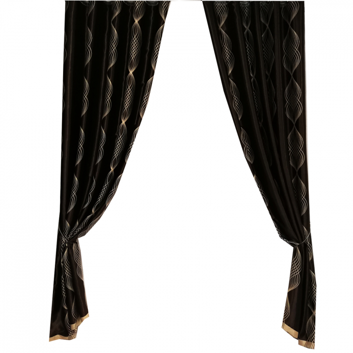 Set draperie Velaria blackout clepsidra 140X260X2 3